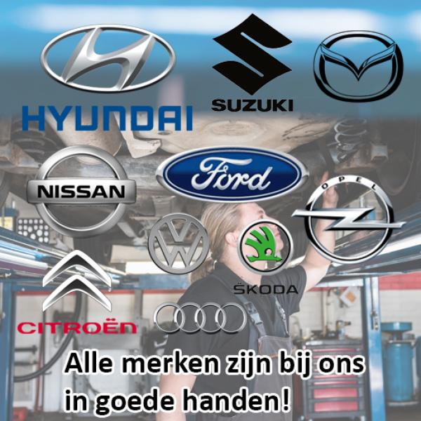Vakkundig onderhoud aan uw auto